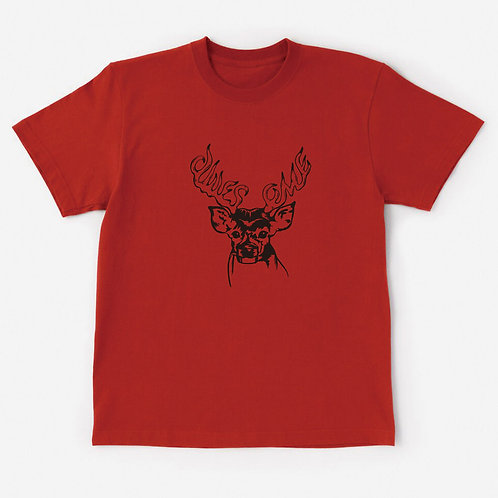 T-Shirt AWESOME DEER