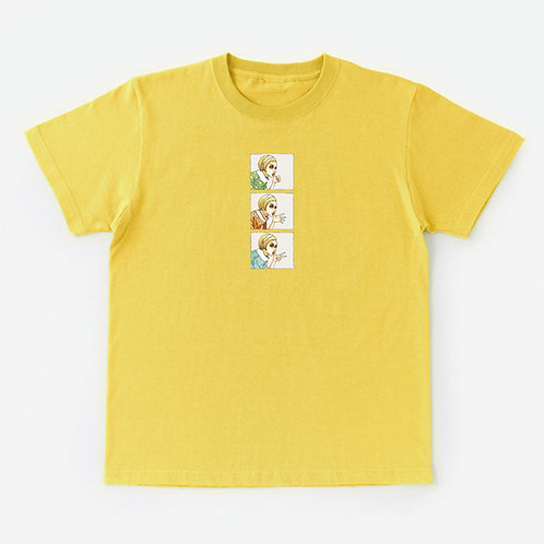 T-Shirt Scissors Paper Stone