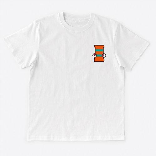 "T-Shirt ALPHABETER'S""I"""
