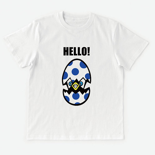 T-Shirt HELLO BEBETO-A