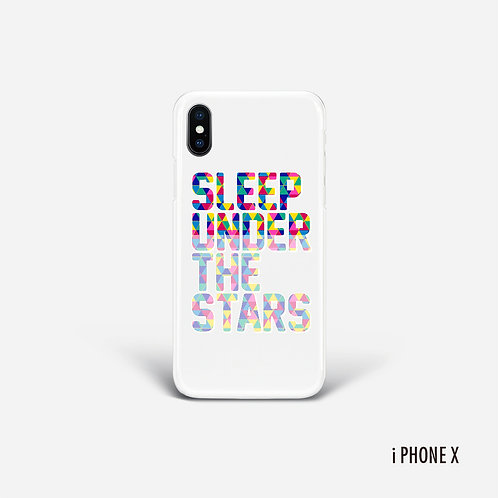 Device Case SLEEP UNDER THE STARS