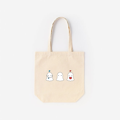 Tote-Bag  Ghosts