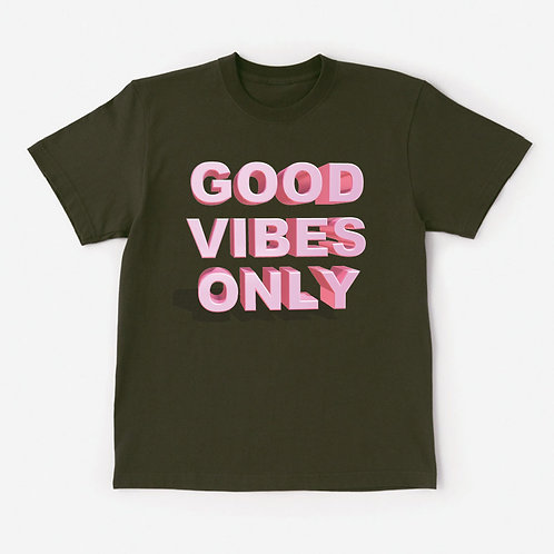 T-Shirt GoodVibesOnly