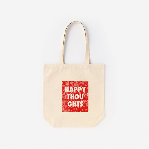 Tote-Bag HAPPY THOUGHTS