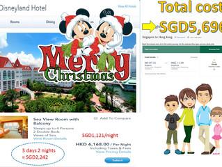 SB setup ==> A Family Christmas Holiday