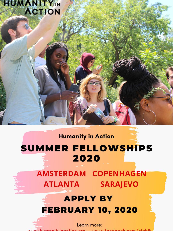 Summer Fellowship 2020 poster 2
