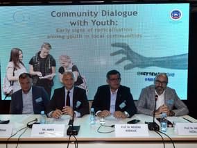 Mladi o otkrivanju ranih znakova radikalizacije među mladima – dijalog sa lokalnim zajednicama