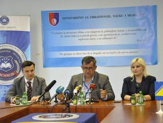 """Svečano otvorena ljetna škola  """"Smjernice za postupanje u slučaju nasilja nad djecom u Bosni i Herce"""