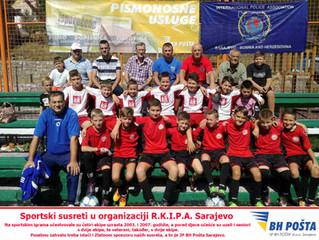 Održani sportski susreti u organizaciji R.K. I.P.A. Sarajevo