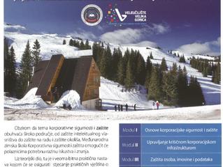 Zimska škola u saradnji sa Veleučilištem Velika Gorica