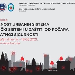 """Otvaranje Ljetne škole """"Sigurnost urbanih sistema..."""""""