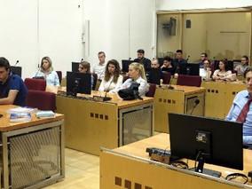 Studenti Fakulteta za kriminalistiku, kriminologiju i sigurnosne studije iz Sarajeva posjetili Sud B