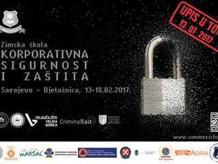 Zimska škola - Korporativna sigurnost i zaštita