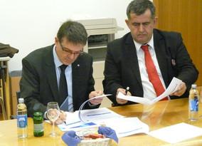 Potpisan sporazum o Erasmus suradnji