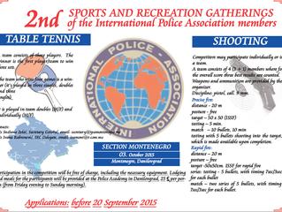 Sportsko rekreativni susreti IPA Sekcije Crna Gora