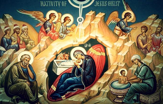 Srećan Božić - Hristos se rodi!