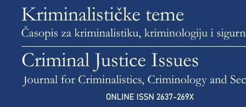 Ažurirana web stranica Kriminalističkih tema
