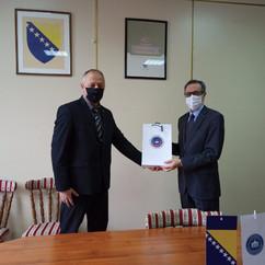 Posjeta ambasadora Arapske Republike Egipat Fakultetu