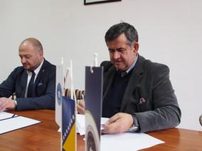 Potpisan sporazum o naučnoj, obrazovnoj i stručnoj saradnji između  Fakulteta za kriminalistiku, kri