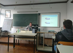 Saradnja sa Visokom policijskom školom MUP RH u Zagrebu