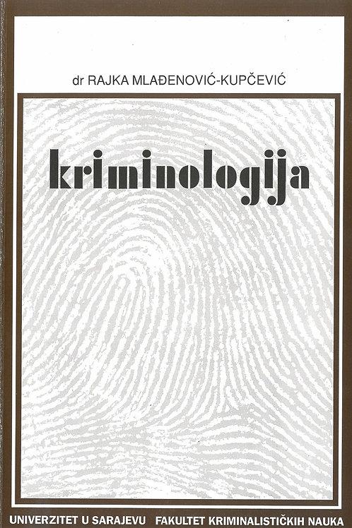 Kriminologija