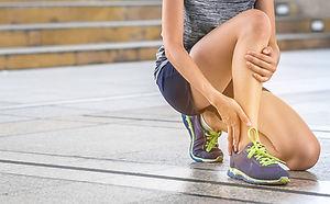 Ankle twist sprain accident in sport exercise running jogging..jpg