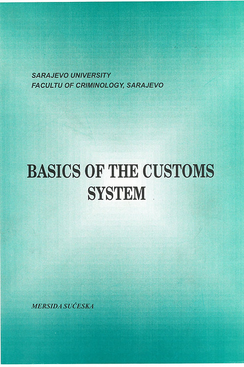 Basics of the Customs System