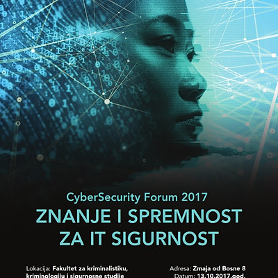 CyberSecurity Forum 2017