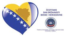 Dan državnosti Bosne i Hercegovine