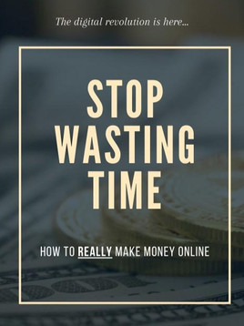 """""""Stop Wasting Time"""" E-Book"""