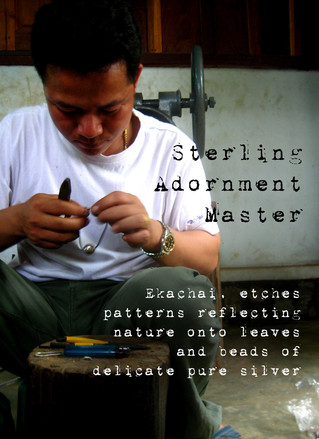 Sterling Adornment Master