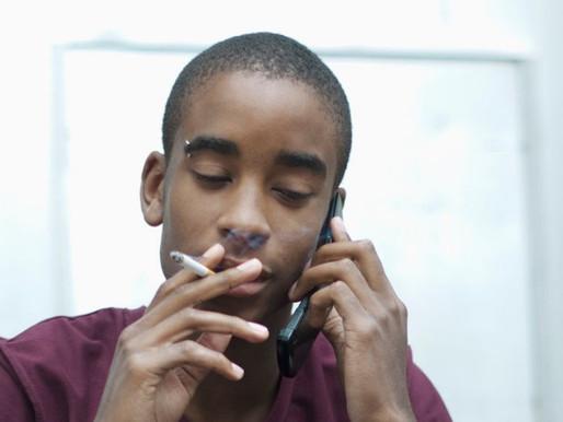 Les Enfants Fument et Boivent; la Loi Haïtienne Reste Floue