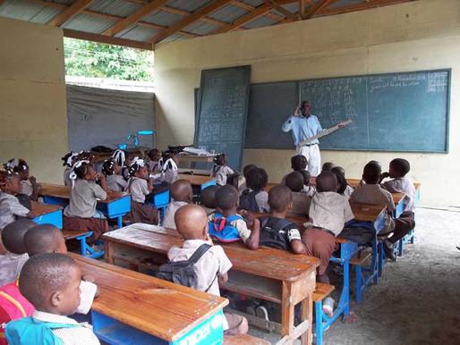 Men Kijan Lalwa di pou Lekòl Peye an Ayiti