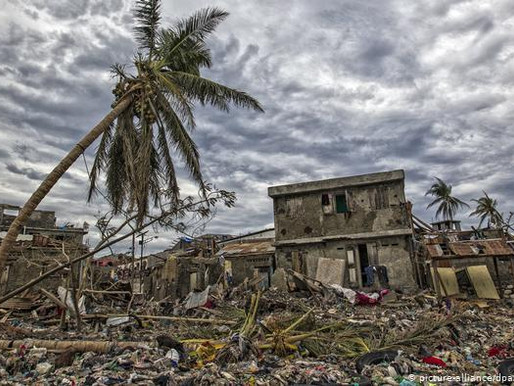 Poukisa Ayiti Anba Menas Siklòn Chak Ane?