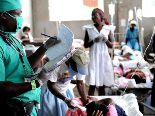 ''39 Doktè, 55 Kabann Disponib'' pou Konbat Kowonaviris an Ayiti