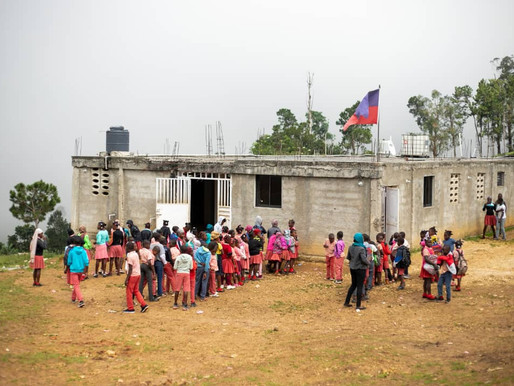 Une École pour Changer le Destin des Paysans de Kenscoff