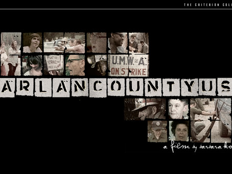 Harlan County U.S.A., an Intimate Look at the Social Injustice in America
