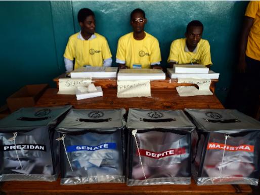 Èske Vote nan Eleksyon dwe Obligatwa an Ayiti?