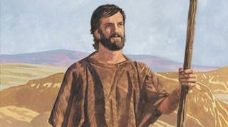 """""""Él es mayor que mi"""" La respuesta de Juan el Bautista."""