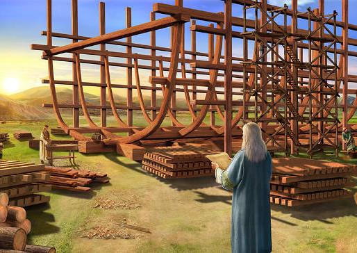 Noé, una historia de obediencia