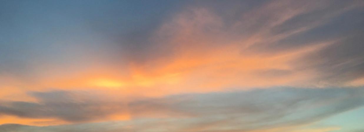 Miami, Oklahoma Clouds, 2019