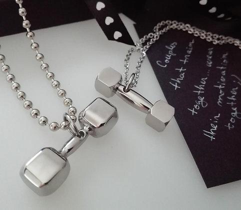 Set Pandantive Pereche Silver - SE026