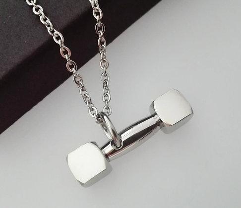 Pandantiv Gantera Silver Steel - PVG011