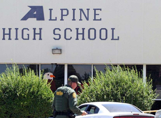 Girl in Texas high school shooting intended to murder stepbrother