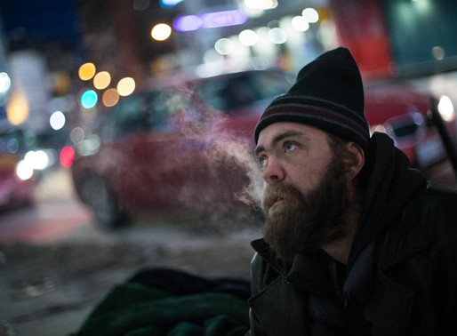 Toronto's homeless brave the cold rather than stay in dangerous shelters