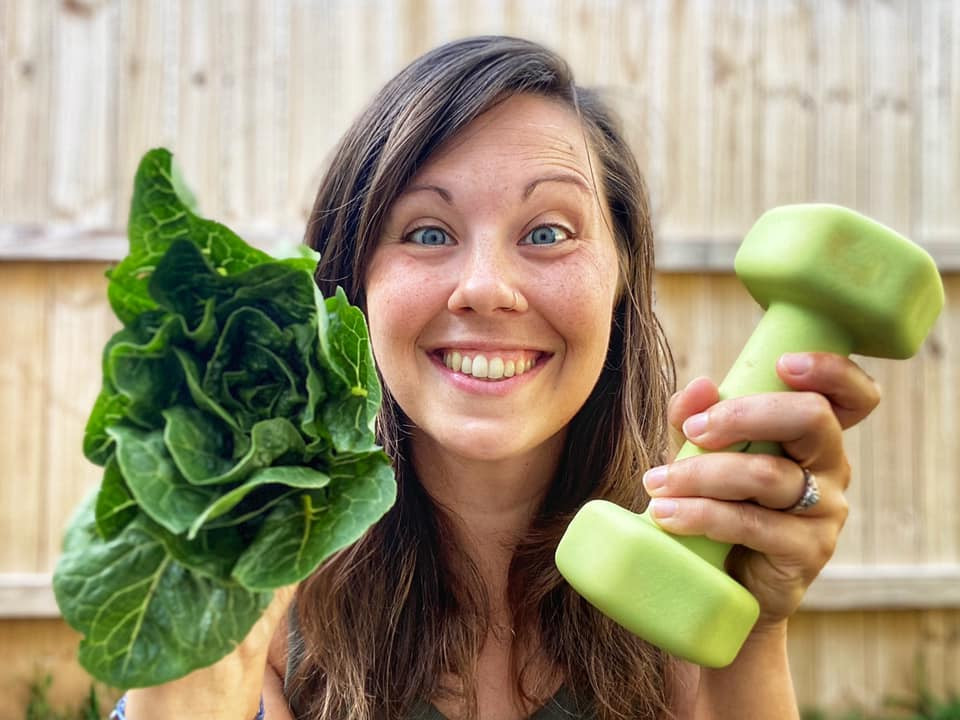 Why I became a Health Coach by Samantha Coffin