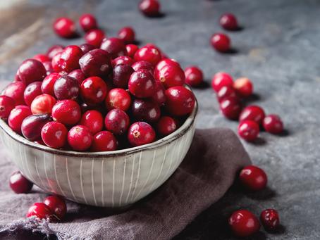 Functional Foods: Cranberries
