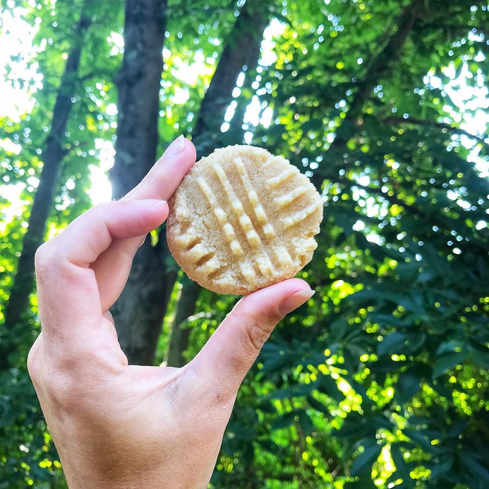 3 Ingredient Health Conscious Cookies by Health Coach Samantha Coffin