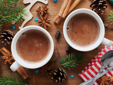 Just Add Water: Vegan Hot Cocoa