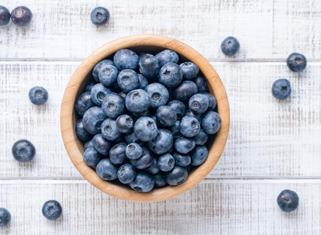 Functional Foods: Blueberries